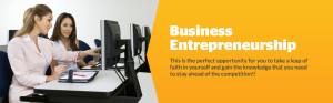 Business Entrepreneurship - Ochre Business