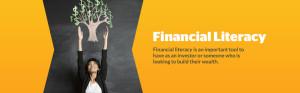 Financial Literacy - Ochre Business